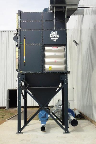 Groupes de filtration industrielle